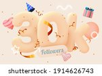 30k or 30000 followers thank... | Shutterstock .eps vector #1914626743