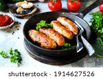 Homemade Sausages From Turkey ...