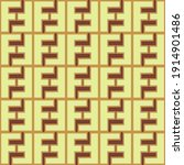 pattern for fabrics or... | Shutterstock .eps vector #1914901486