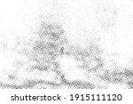 vector grunge halftone abstract.... | Shutterstock .eps vector #1915111120