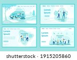 performing speech to live... | Shutterstock .eps vector #1915205860