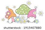 draw vector illustration banner ... | Shutterstock .eps vector #1915407880