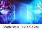 computer or tablet display...   Shutterstock .eps vector #1915415920