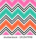 seamless chevron pattern | Shutterstock .eps vector #191547998