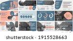 geometric graphic design... | Shutterstock .eps vector #1915528663