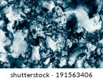 blue marble texture background. ... | Shutterstock .eps vector #191563406