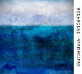 Abstract Background With Blue...