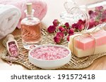 Spa Treatment Set With Sea Sal...
