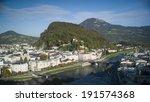 salzburg  austria   oct 20  the ... | Shutterstock . vector #191574368