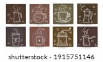 set of templates cover  banner... | Shutterstock .eps vector #1915751146