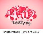 3d illustration of 14th...   Shutterstock . vector #1915759819