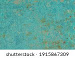 texture of old turquoise paint... | Shutterstock . vector #1915867309