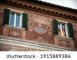 Buildings And Decorations Of...