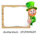 Leprechaun St Patricks Day...