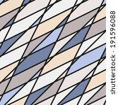 seamless pattern. vector... | Shutterstock .eps vector #191596088