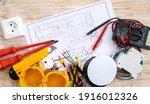 Electrical Repair Tools In The...