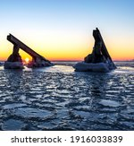 Icebreakers At Markenmeer  The...