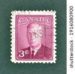 Canada   Circa 1951   Cancelled ...