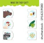 matching children educational... | Shutterstock .eps vector #1916219080