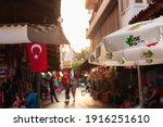 Alanya  Turkey   August 30 ...