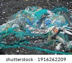 Tangled Nets Are Found On A...