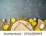Jewish Holiday Passover Concept ...