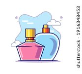perfume to women day vector... | Shutterstock .eps vector #1916348453