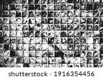 distressed overlay texture of... | Shutterstock .eps vector #1916354456