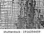 distressed overlay wooden plank ... | Shutterstock .eps vector #1916354459