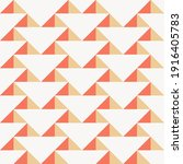 seamless geometric pattern with ... | Shutterstock .eps vector #1916405783