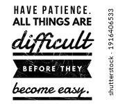 motivational quotes  success... | Shutterstock . vector #1916406533