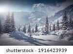 Incredible Winter Landscape...