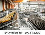 brewery interior  equipments | Shutterstock . vector #191643209