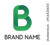color letter b for business...
