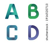 color letters for business...