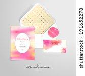 vector set for design. open... | Shutterstock .eps vector #191652278