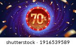 70 Percent Discount Golden 3d...