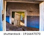 Kolmanskop Interior With...