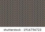 diagonal ikat stripes. zigzag... | Shutterstock .eps vector #1916756723