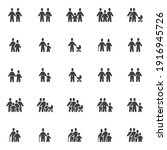 family and relationship vector...   Shutterstock .eps vector #1916945726