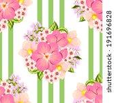 abstract elegance seamless... | Shutterstock . vector #191696828