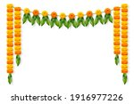 traditional indian floral... | Shutterstock .eps vector #1916977226