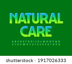 vector eco template natural...   Shutterstock .eps vector #1917026333