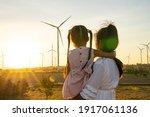 Wind Turbines Are Alternative...
