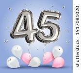 elegant greeting celebration... | Shutterstock .eps vector #1917081020