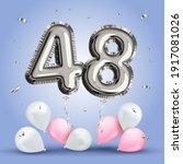 elegant greeting celebration... | Shutterstock .eps vector #1917081026