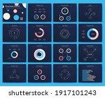 modern infographic vector...   Shutterstock .eps vector #1917101243