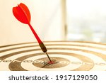 success goals targeting the... | Shutterstock . vector #1917129050