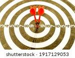 success goals targeting the... | Shutterstock . vector #1917129053