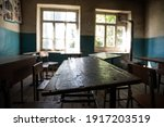 Old And Abandoned School...
